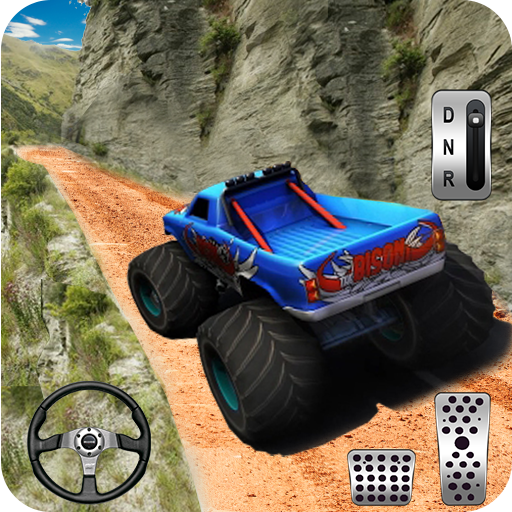 Offroad  Monster Truck Free Hill Drive  Apk Mod latest