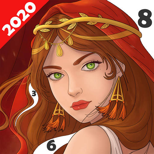 Paint Color Coloring by Number for Adults Latest Version: Apk Pro Mod latest