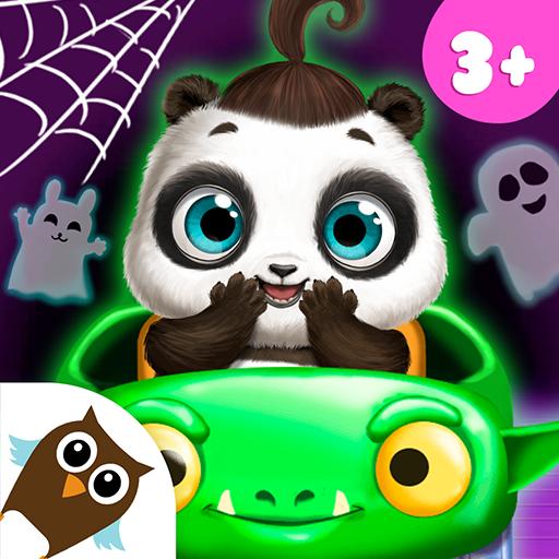 Panda Lu Fun Park Amusement Rides & Pet Friends  4.0.50013 Apk Mod (unlimited money) Download latest