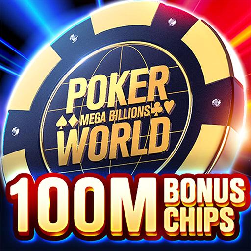 Poker World Mega Billions 2.150.2.150 Apk Mod (unlimited money) Download latest