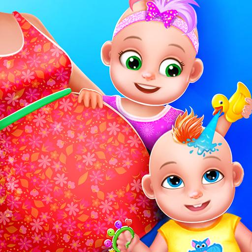 Pregnant Mommy And Twin Baby Care  0.8 Apk Mod (unlimited money) Download latest