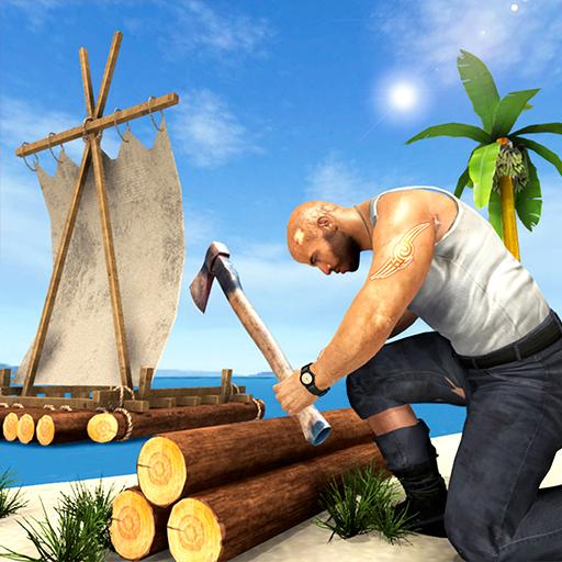 Raft Survival Forest  Apk Mod latest 1.1.5