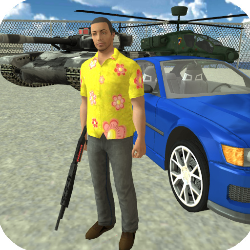 Real Gangster Crime   Apk Pro Mod latest 5.21.190