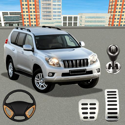 Real Prado Car Parking Games 3D: Driving Fun Games   Apk Pro Mod latest 2.0.076