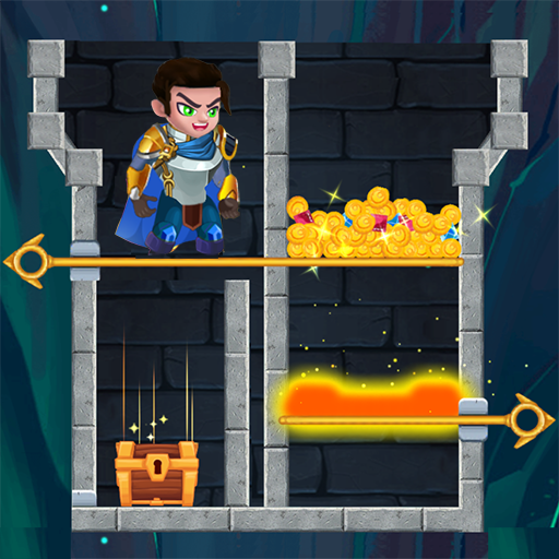 Rescue Hero: How to Loot – Pull the Pin  Apk Mod latest 1.5.0
