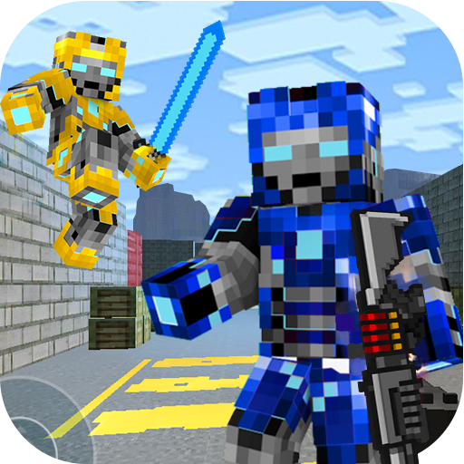Rescue Robots Sniper Survival  1.134 Apk Mod (unlimited money) Download latest