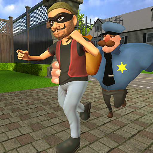 Robbery Clash Thief Pranks Game  Apk Pro Mod latest 1.0