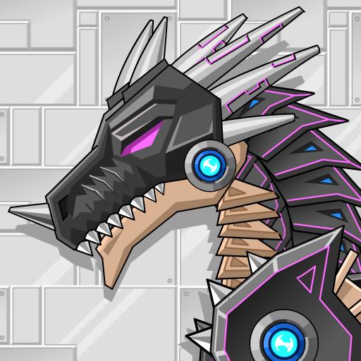 Robot Black Dragon Toy War Apk Pro Mod latest 3.6