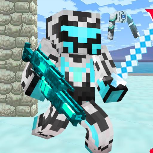 Robot Ninja Battle Royale  1.53 Apk Mod (unlimited money) Download latest