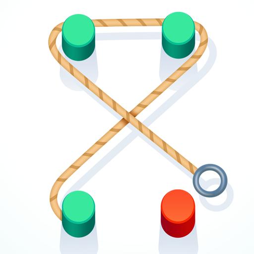 Rope N Roll Apk Mod latest