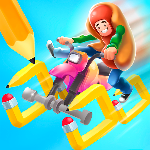 Scribble Rider 1.800 Apk Mod (unlimited money) Download latest