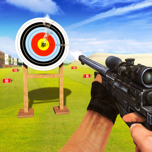 Shooting Master free shooting games  2.0.1 Apk Mod (unlimited money) Download latest