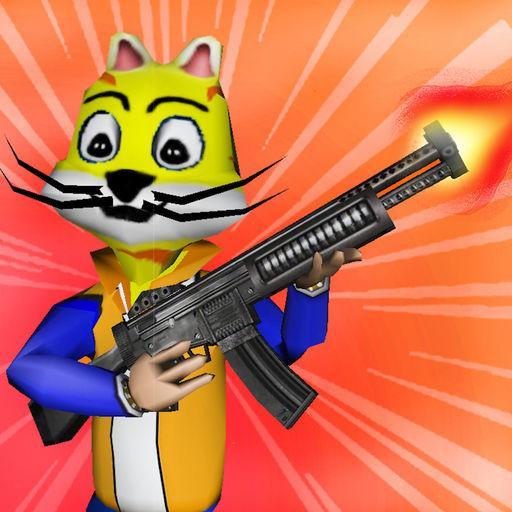 Shooting Pets Sniper – 3D Pixel Gun games for Kids Apk Pro Mod latest