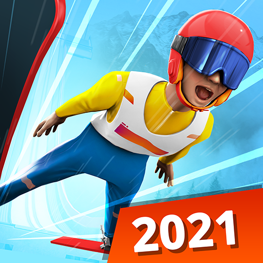 Ski Jumping 2021 Apk Pro Mod latest 0.9.76c