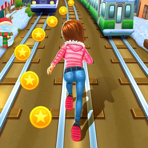 Subway Princess Runner 5.3.4 Apk Mod (unlimited money) Download latest