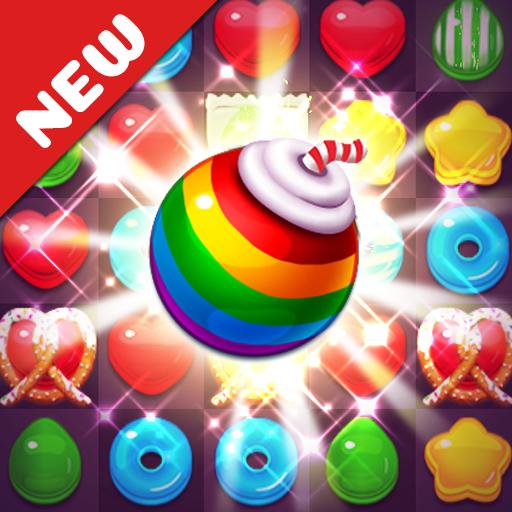 Sugar Land Sweet Match 3 Puzzle 1.0.95 Apk Pro Mod latest