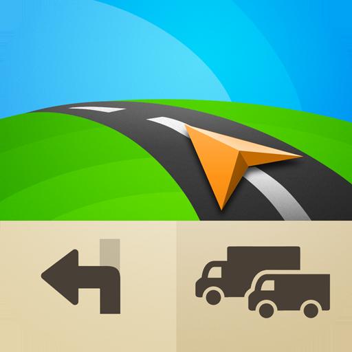 Sygic Truck GPS Navigation & Maps Apk Pro Mod latest 20.5.0