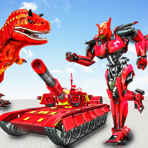 Tank Robot Car Game 2020 – Robot Dinosaur Games 3d  Apk Pro Mod latest 1.0.9