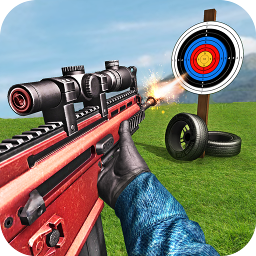 Target Shooting Legend Gun Range Shoot Game   Apk Pro Mod latest 1.6