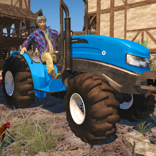 Tractor Farming – Big Farm Simulator Tractor Games   Apk Pro Mod latest 1.26