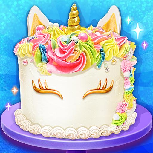 Unicorn Food – Cake Bakery  Apk Mod latest