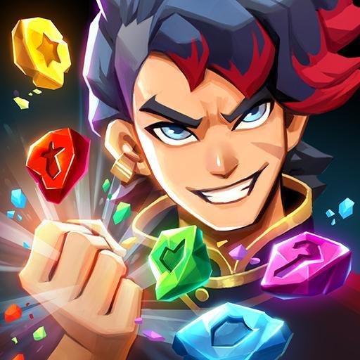 Valiant Tales: Puzzle RPG Apk Pro Mod latest 1.7.1