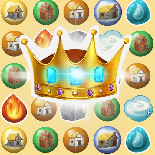 Viking Lumberjack. Puzzles and Bubbles (Match-3)  Apk Pro Mod latest 0.45