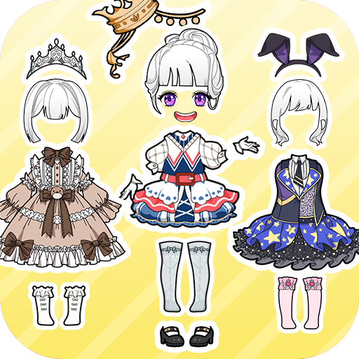 Vlinder Doll Dress up Games, Avatar Creator 2.7.6 Apk Mod (unlimited money) Download latest