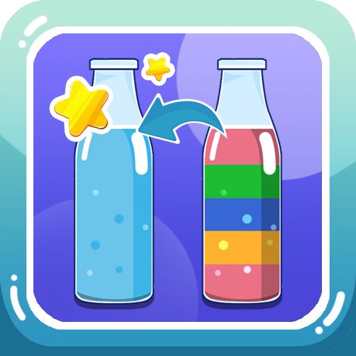 Water Color Sort Puzzle Apk Mod latest 1.0.2