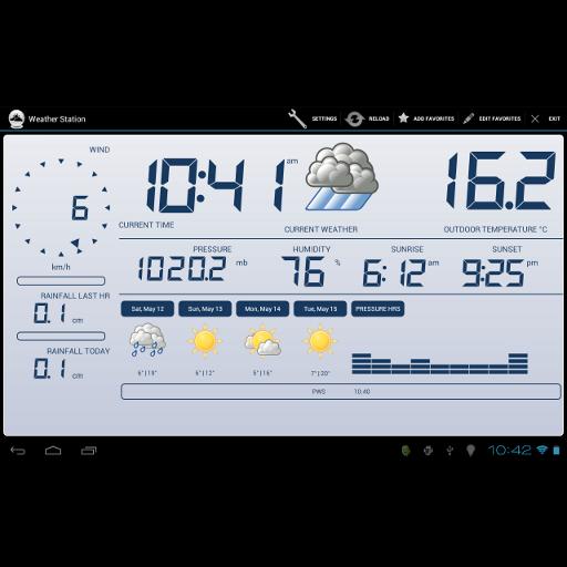 Weather Station  Apk Mod latest 4.7.9