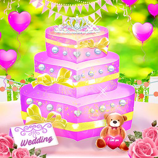 Wedding Cake Shop – Cook Bake & Design Sweet Cakes  Apk Mod latest 1.0.9