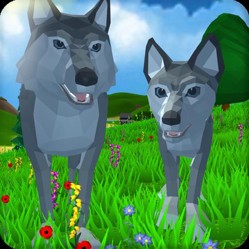 Wolf Simulator: Wild Animals 3D Apk Mod latest