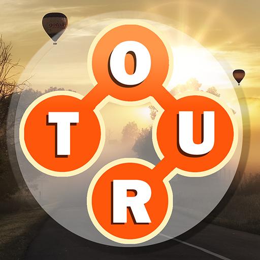 Word Travel World Tour via Crossword Puzzle Game   Apk Pro Mod latest 3.63