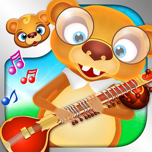 123 Kids Fun MUSIC BOX Top Educational Music Games Apk Pro Mod latest