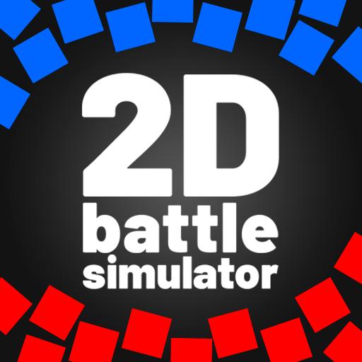 2D Battle Simulator 😅 -totally accurate simulator  Apk Mod latest