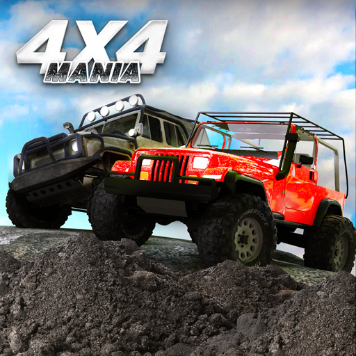 4×4 Mania SUV Racing 4.24.02 Apk Mod (unlimited money) Download latest