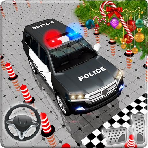 Advance Police Parking Smart Prado Games Apk Pro Mod latest 1.3.3