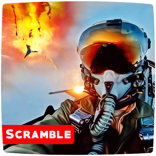 Air Scramble Interceptor Fighter Jets   Apk Pro Mod latest 1.3.3.1
