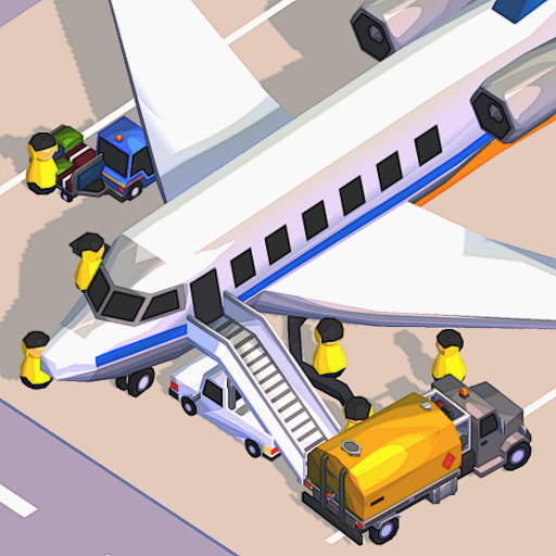 Air Venture Idle Airport Tycoon ✈️ 1.3.4 Apk Mod (unlimited money) Download latest