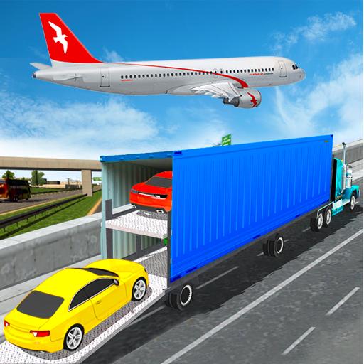 Airplane Car Transport Driver: Airplane Games 2020  Apk Pro Mod latest 1.17