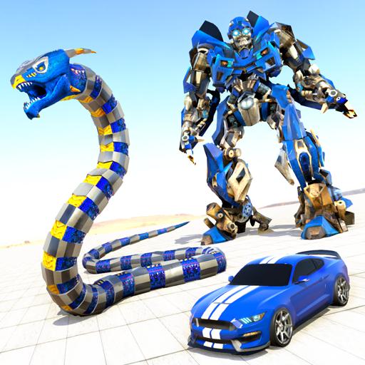 Anaconda Robot Car Games: Mega Robot Games Apk Pro Mod latest 2.0