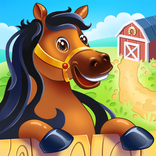 Animal Farm for Kids. Toddler games.  2.1.21 Apk Mod (unlimited money) Download latest