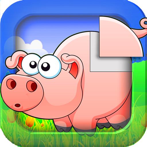 Animal sounds puzzle HD  Apk Pro Mod latest