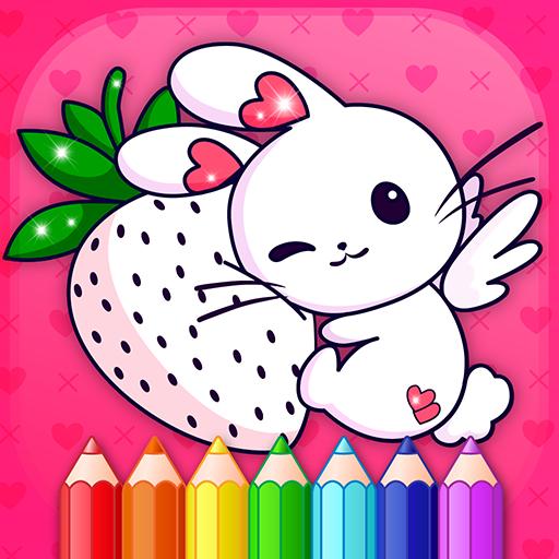 Animated Kids Coloring Book  Apk Mod latest