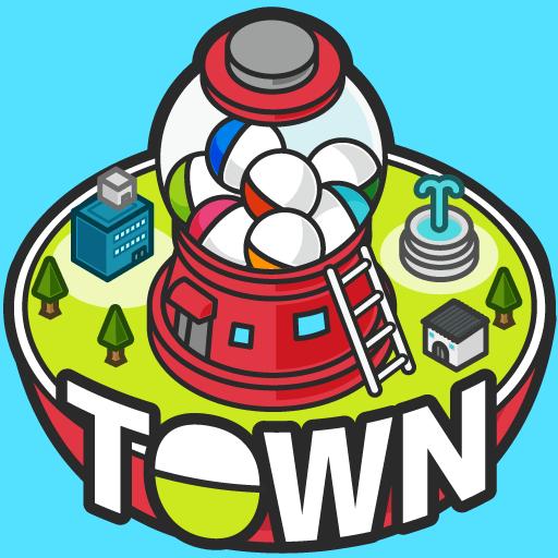 カプセルタウン -眺めて育てて街づくり 3.7.0 Apk Pro Mod latest