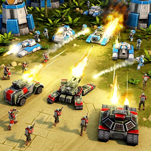 Art of War 3 PvP RTS modern warfare strategy game 1.0.89 Apk Mod (unlimited money) Download latest