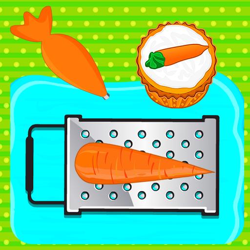 Baking Carrot Cupcakes – Coking Game  Apk Mod latest 7.1.64