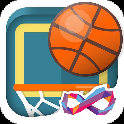 Basketball FRVR Shoot the Hoop and Slam Dunk Apk Pro Mod latest 2.7.4