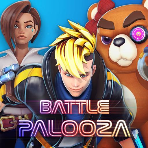 Battlepalooza Free PvP Arena Battle Royale  1.5.4 Apk Mod (unlimited money) Download latest