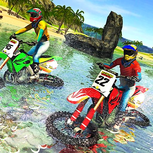 Beach Water Surfer Bike Racing   Apk Pro Mod latest  1.2